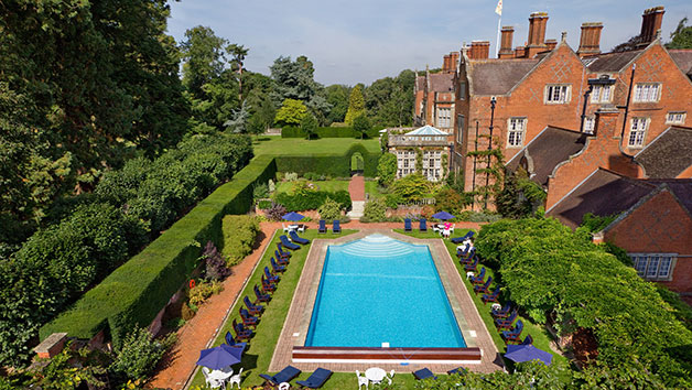 Two Night Luxury Hotel Break with Dinner at Tylney Hall