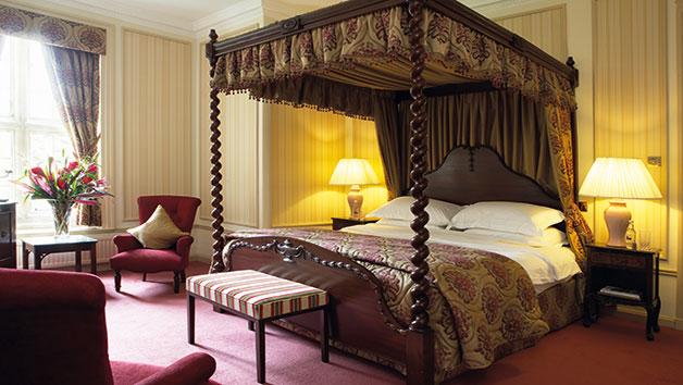 Romantic One Night Hotel Break at Tylney Hall