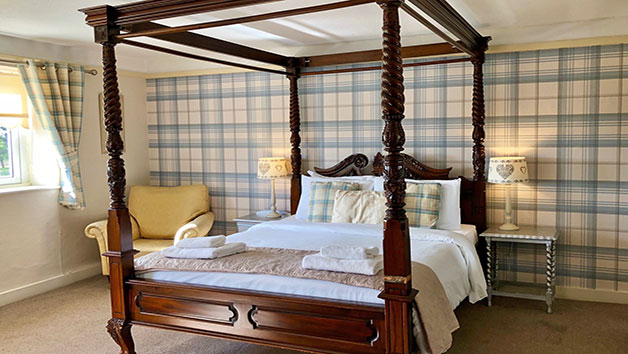 Two Night Stay with Dinner at The Rowley Manor Country House Hotel