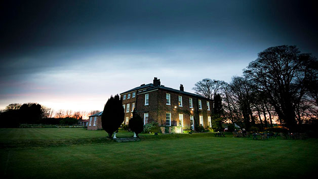 Two Night Stay with Breakfast for Two at The Rowley Manor Country House Hotel