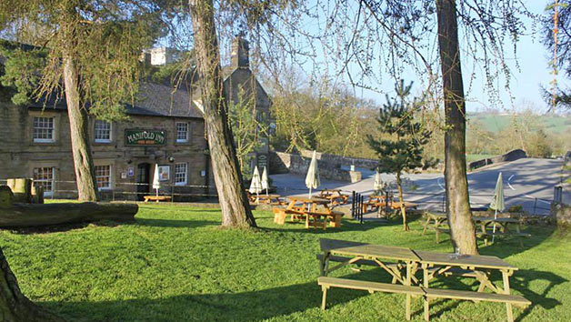 Two Night Stay with Breakfast for Two at The Manifold Inn, Peak District