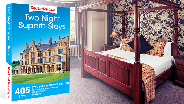 Two Night Superb Stays Gift Box