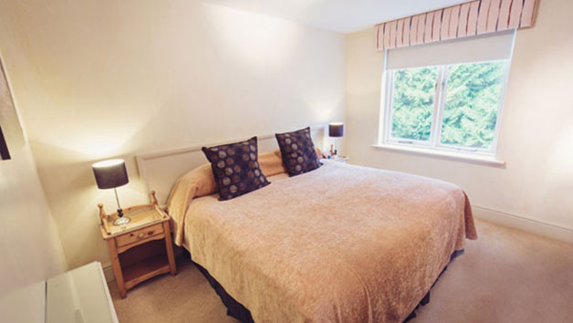 Overnight Break at Merewood Country House Hotel for Two