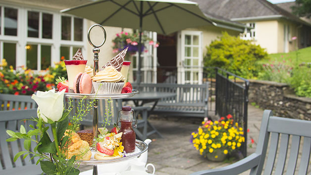 Afternoon Tea at Briery Wood Country House Hotel for Two