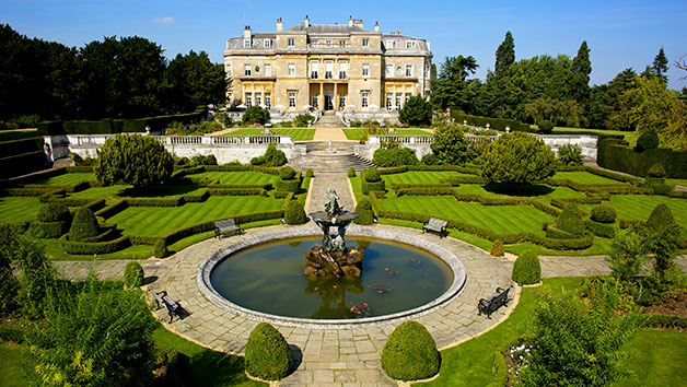 One Night Break at Luton Hoo Hotel for Two