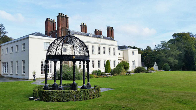 Two Night Hotel Escape for Two at Haughton Hall Hotel and Leisure Club