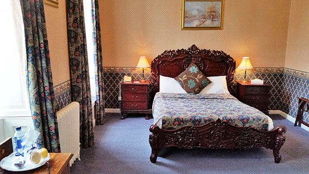 Overnight Spa Break with Dinner for Two at Haughton Hall Hotel and Leisure Club