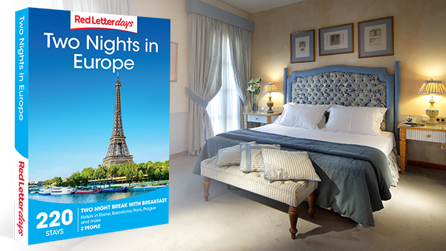 Two Nights in Europe Gift Box