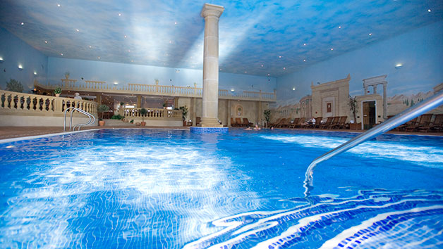 Signature Overnight Spa Break with Treatment and Dinner at Whittlebury Hall