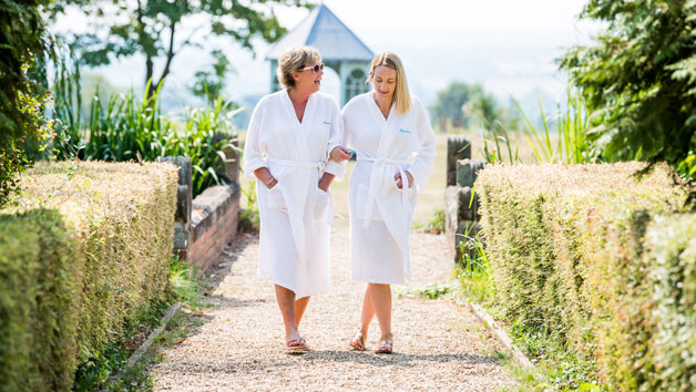 Chilled Spa Day with Two Treatments and Lunch at Ragdale Hall Spa for One