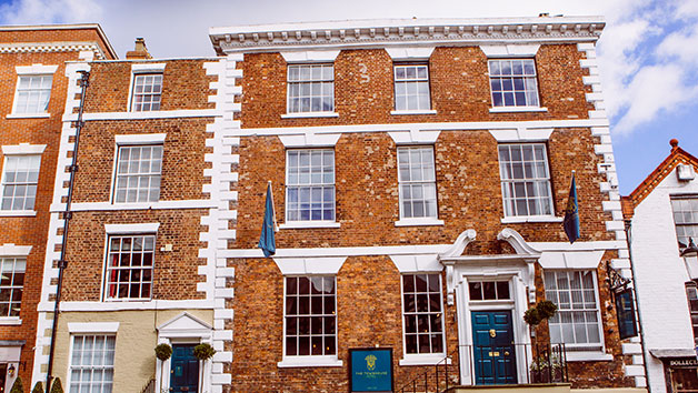 Luxury Overnight Break at The Chester Townhouse for Two