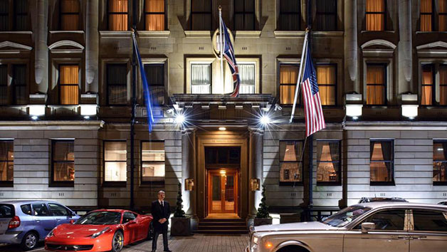 One Night Stay at The Vermont Hotel for Two