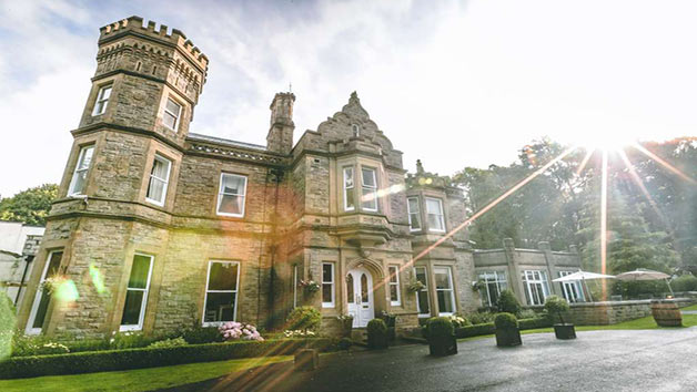 One Night Break and Dinner for Two at Hollin House Hotel