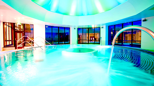 Champneys Overnight Spa Break at Springs with Dinner for Two