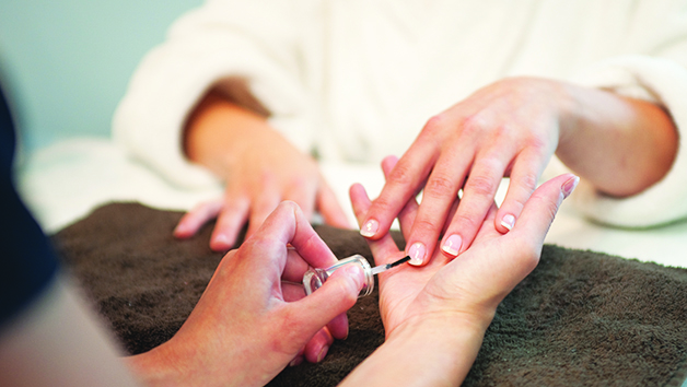 Blissful Spa Escape with 25 Minute Treatment and Dinner at Bannatyne Charlton House Hotel
