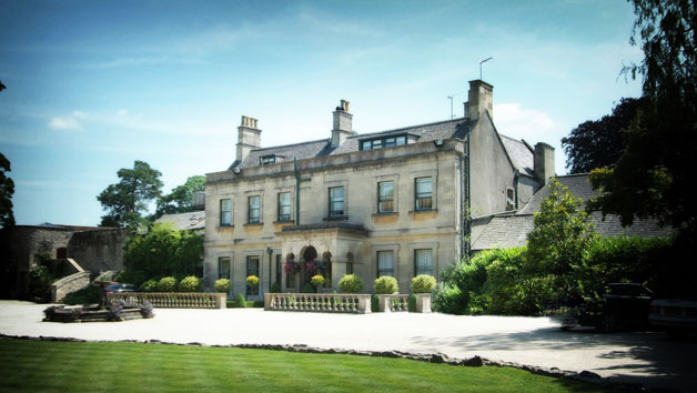 Overnight Spa Break with 40 Minute Treatment and Dinner for Two at Bannatyne Charlton House Hotel