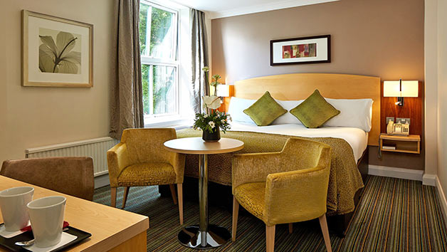 Overnight Stay and Three Course Meal at The Abbey Hotel for Two
