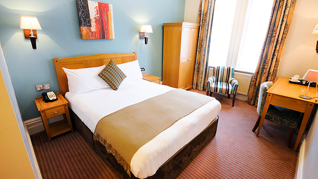 Overnight Luxury Escape with Dinner at Durley Dean Hotel Bournemouth for Two