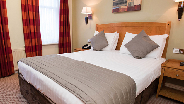 Two Night Spa Break with 50 Minutes of Treatments and Dinner at Durley Dean Hotel for Two