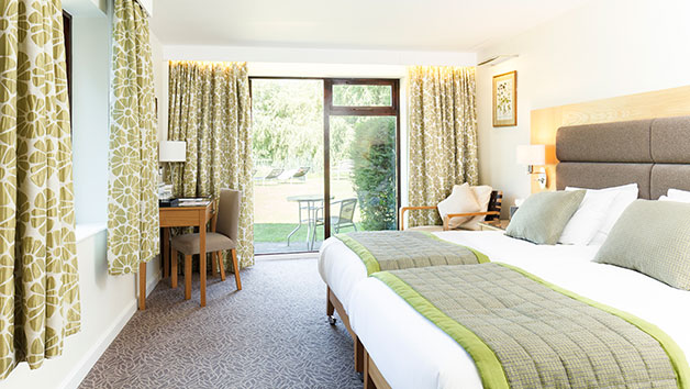 Champneys Overnight Spa Break at Springs with Lunch and Dinner for Two