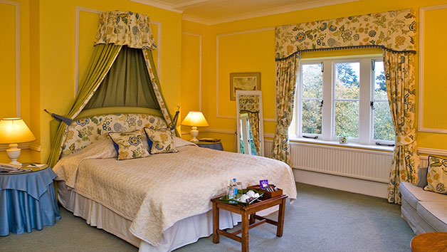 Country House Escape for Two at Langrish House, Hampshire