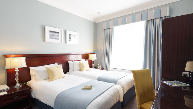 One Night Stay for Two with Breakfast at The Connaught Hotel and Spa