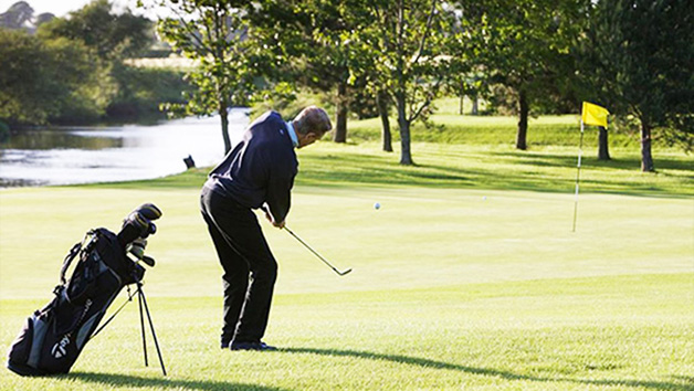 One Night Stay with a Round of Golf for Two at Garstang Country Hotel