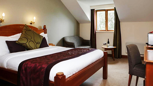 Deluxe Two Night Stay with Dinner at Garstang Country Hotel