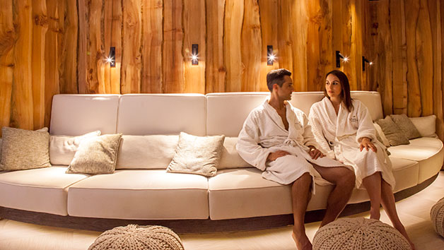 Champneys Spa Day with Lunch and Treatments for Two