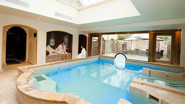 One night Spa Break with 25 Minute Treatment and Dinner at a Bannatyne Hotel