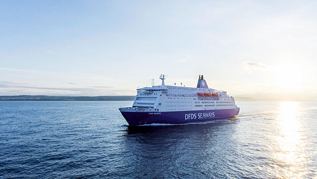 Two Night Amsterdam Cruise with Breakfast with DFDS Seaways