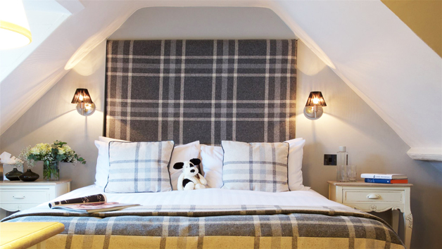 Boutique Escape for Two at Stanwell House Hotel, Hampshire