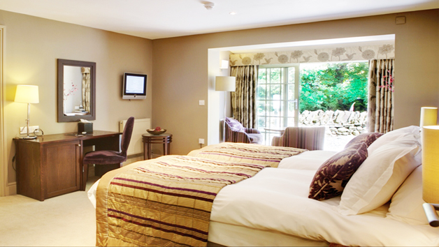 Two Night Country House Escape for Two at Rothay Garden Hotel, Cumbria