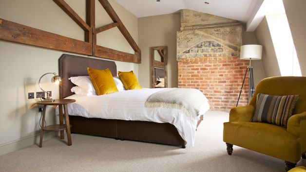Country House Escape for Two at The Kings Head Hotel, Cirencester