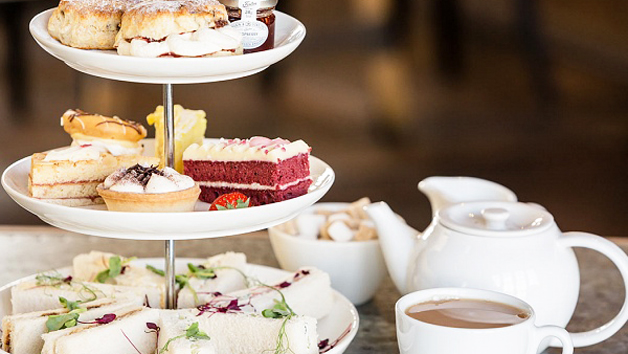One Night Retreat and Afternoon Tea for Two at The Sitwell Arms Hotel