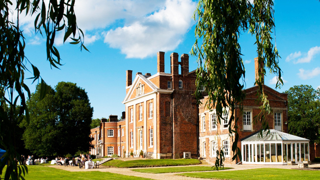 Overnight Spa Break with Treatment and Dinner at Warbrook House and Grange for Two