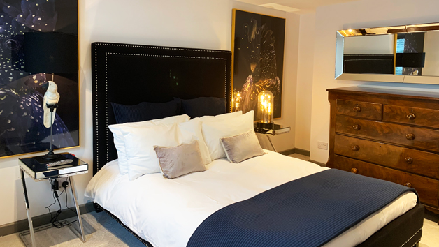 Overnight Stay with Breakfast at No.8 Rooms for Two