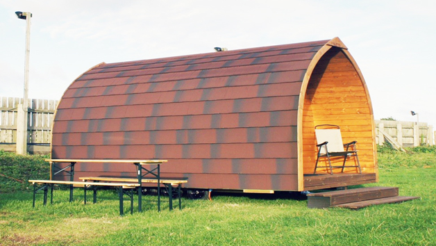 Two Night Glamping Stay for Two at Plum Pudding Equestrian Centre