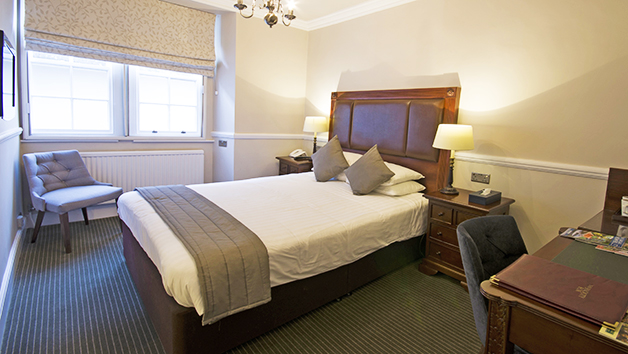 Two Night Luxury Escape with Dinner and Fizz at The Snooty Fox Hotel for Two