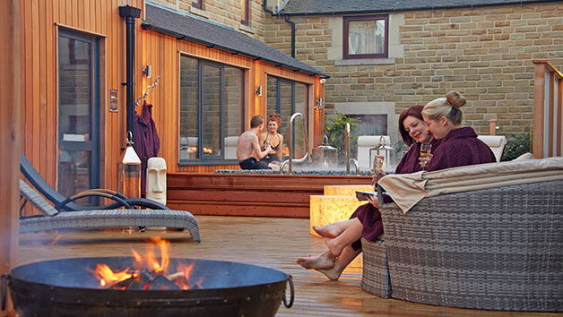 Spa Break with a Private Hot Tub at Three Horseshoes Country Inn - Weekends