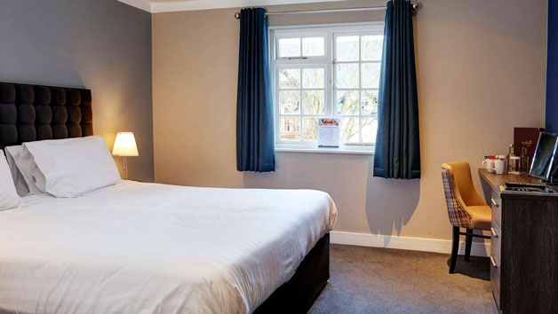 Overnight Spa Escape with Breakfast for Two at The Wild Pheasant Hotel and Spa