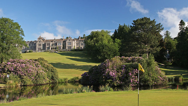 One Night Break in a Classic Room with Fizz and Breakfast for Two at Bovey Castle Hotel