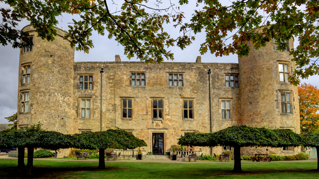 Two Night Luxury Retreat for Two at Walworth Castle Hotel