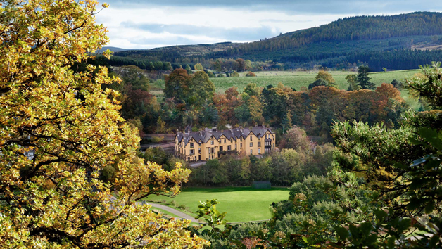 One Night Break at The Craigellachie Hotel for Two