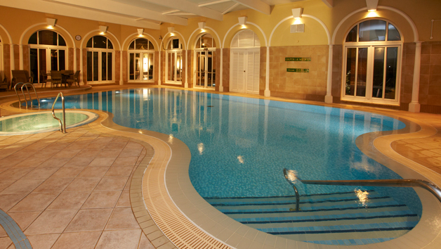 One Night Spa Retreat for Two at Moor Hall Hotel and Spa
