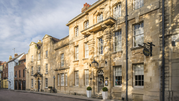 One Night Stay with Breakfast at Vanbrugh House Hotel for Two