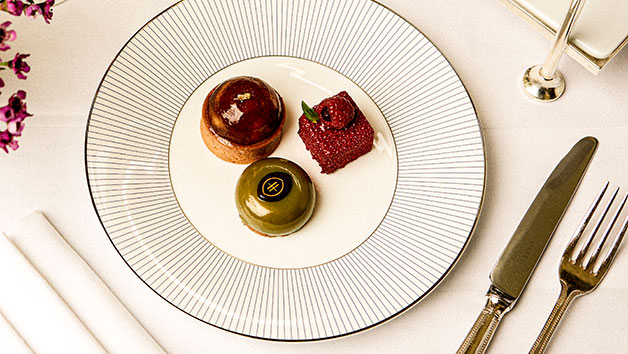 Gin Afternoon Tea at The Harrods Tea Rooms for Two