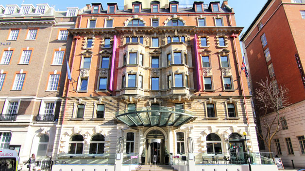 Two Night Boutique Getaway at Ambassadors Bloomsbury Hotel for Two