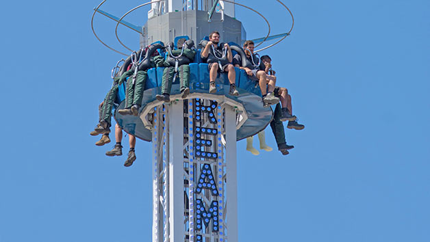 Dreamland Margate Entry and Unlimited Rides for One Adult