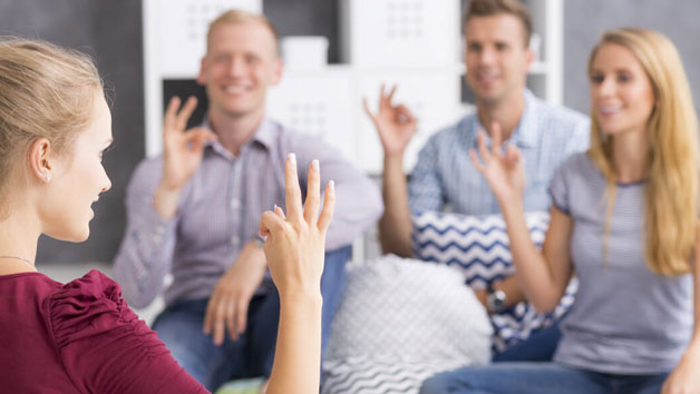 Online British Sign Language Certification Course for One